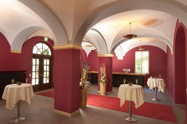 Kurhaus Bad Tölz - Foyer