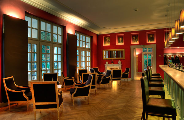 Kaminbar / Lounge im Kurhaus Bad Tölz