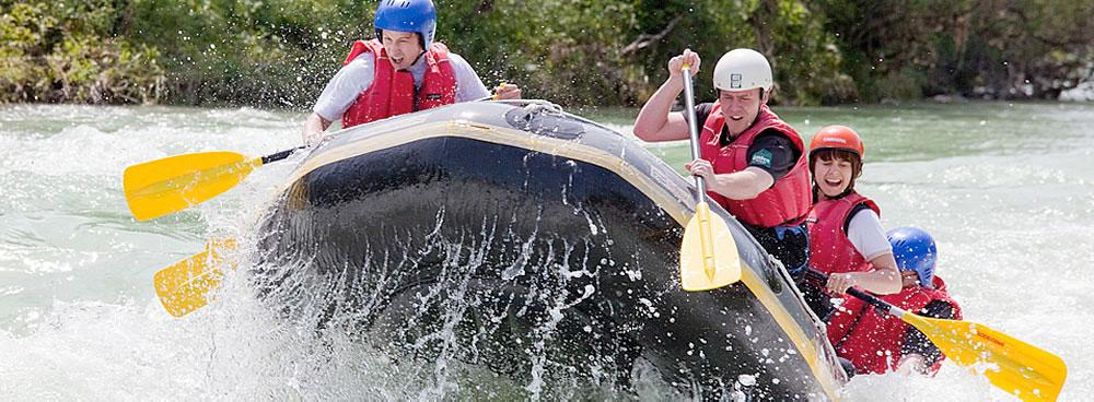 Kurhaus Bad Tölz - Rahmenprogramm Action- & Funtours