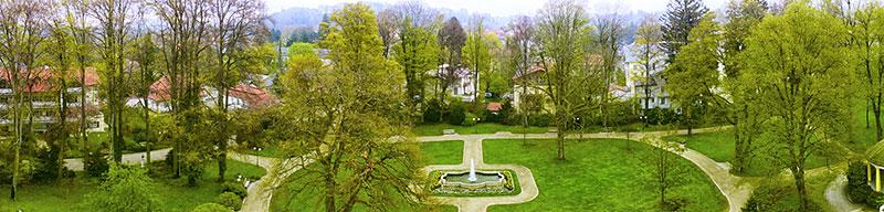 Kurhaus Bad Tölz - Kurpark