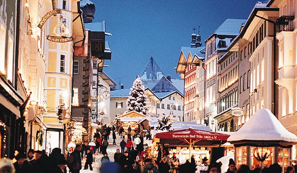 Kurhaus Bad Tölz - Weihnachtsfeier