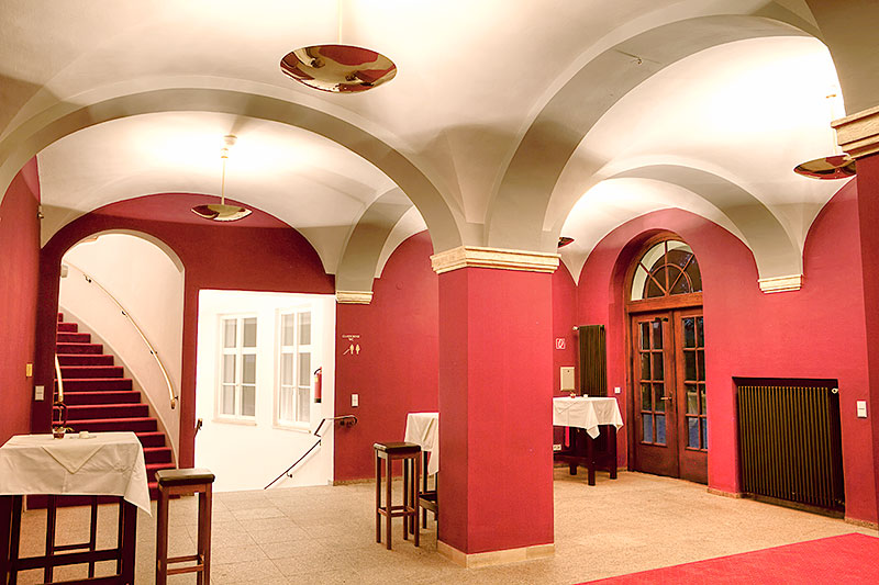Kurhaus Bad Tölz - Foyer