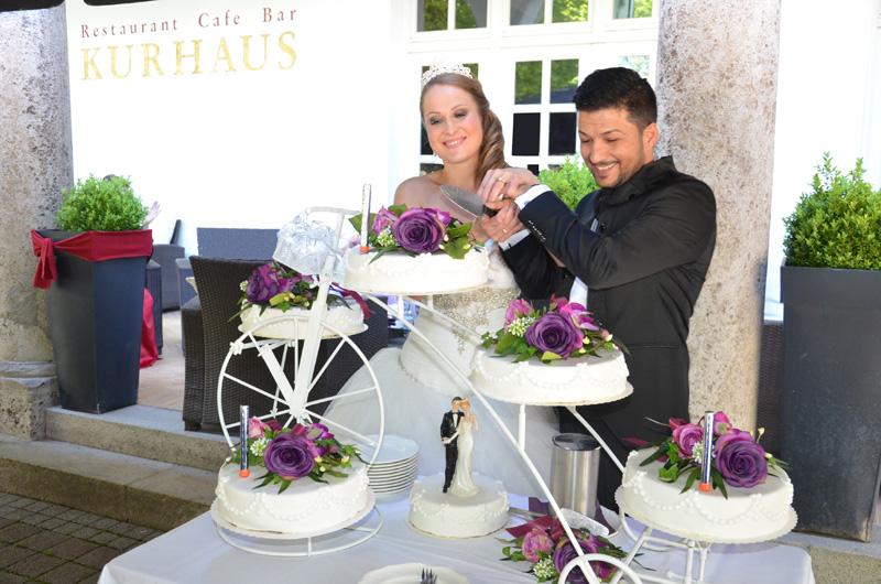 Hochzeit feiern im Kurhaus Bad Tölz