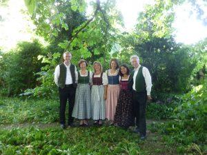 Tölzer Geignmusi – Bodenständige Volksmusik