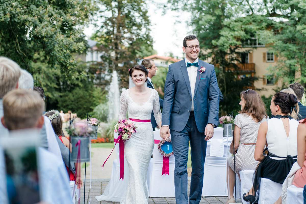 Ihre Hochzeit im Kurhaus
