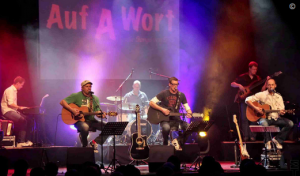 """Auf A Wort"" STS-Coverband live in Concert"