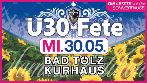Ü30-Fete – Summer Edition