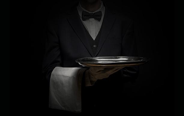 AUSGEBUCHT! Dinner in the Dark