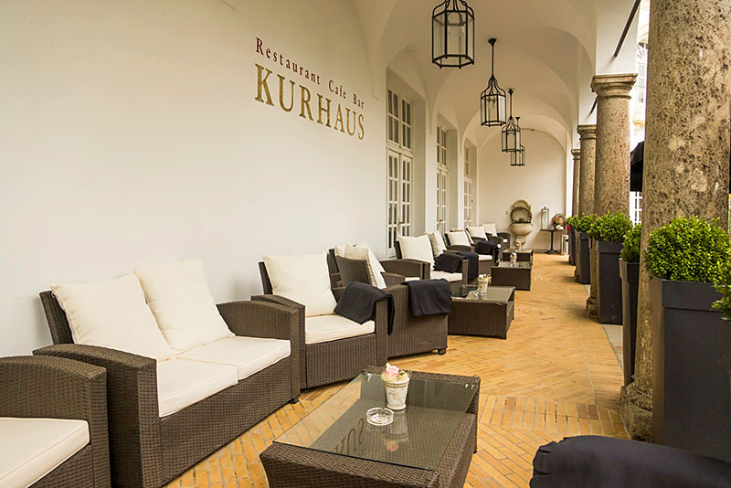 Kurhaus Bad Tölz - Sonnengarten