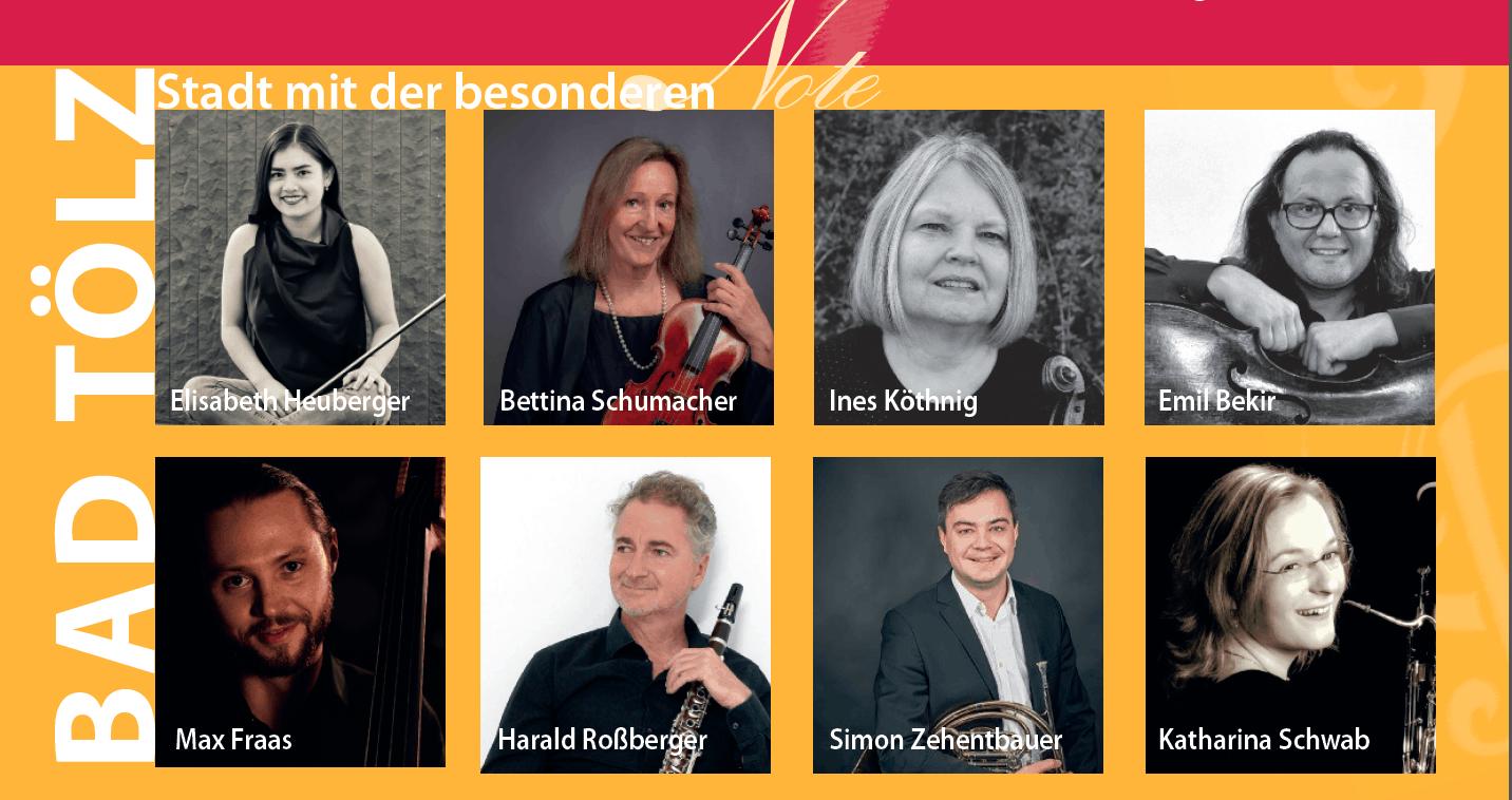Tölzer Neujahrskonzert - Franz Schubert