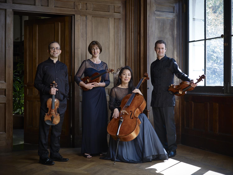 Quartettissimo: Brentano String Quartet (New York)